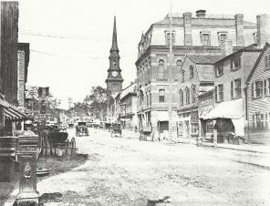 Portsmouth Downtown c. 1900