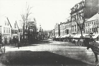 View of Portsmouth c.1900