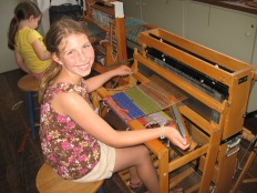 Weaving In Cotton