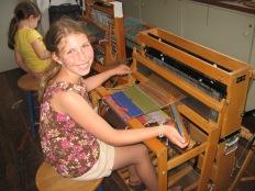 Weaving In Cotton
